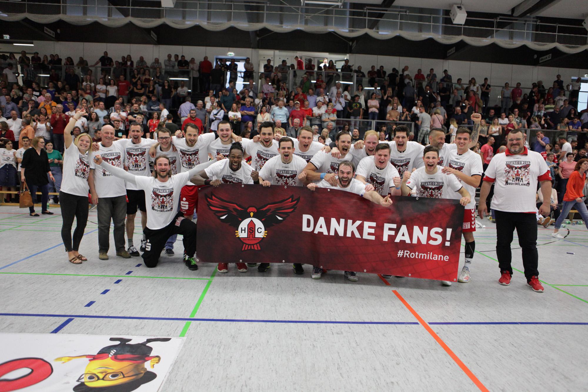 Bericht: HSC – Dinslaken