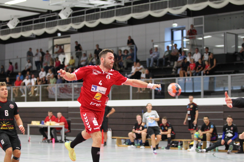 Testspiel: HSC – TV Erlangen/Bruck