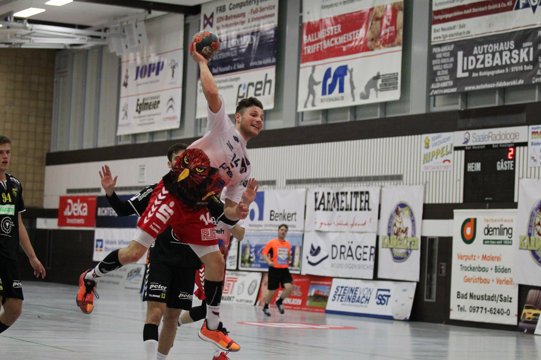 6. Spieltag: HSC ROTMILANE – Northeimer HC 20:22 (7:12)
