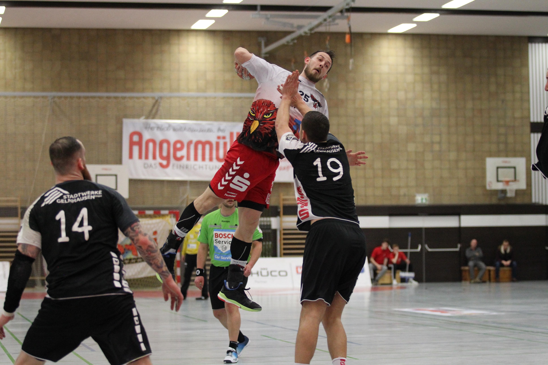 24. Spieltag: HSC ROTMILANE – TV Gelnhausen 33:30 (13:10)