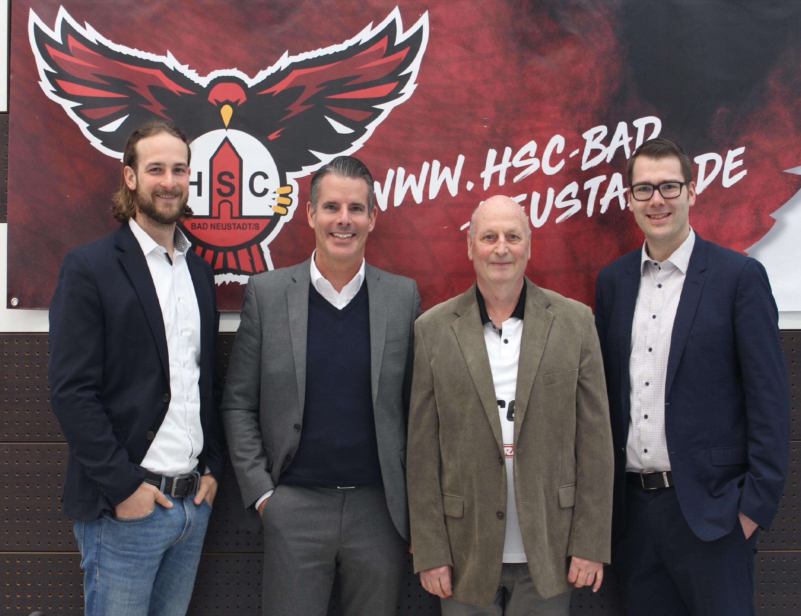 HSC Bad Neustadt stellt Weichen für die Zukunft