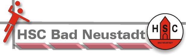 Einladung zur Jahreshauptversammlung des HSC Bad Neustadt e. V.