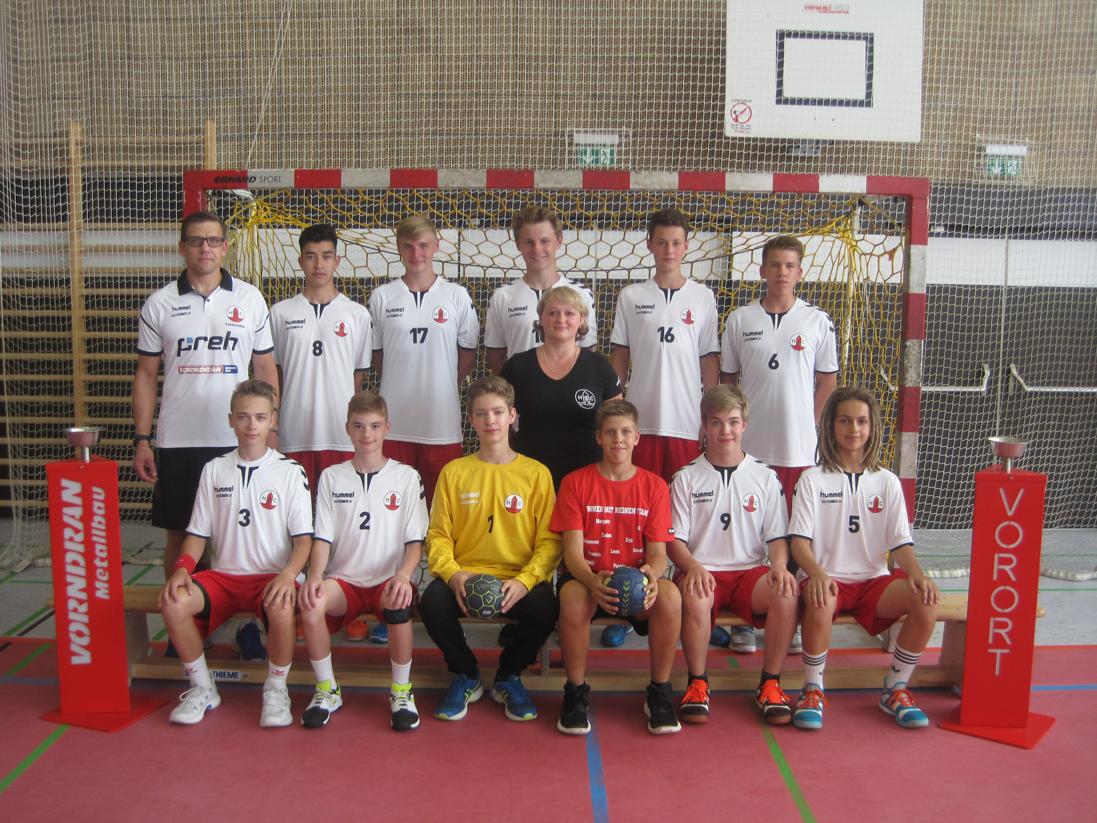 Bericht: HSC B-Jugend – TV Marktsteft