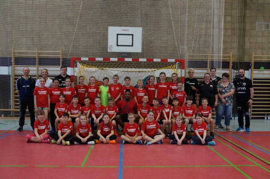 """Handball total"" im HSC-Ostercamp"
