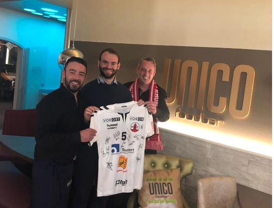 Unico Foodbar neuer Partner des HSC